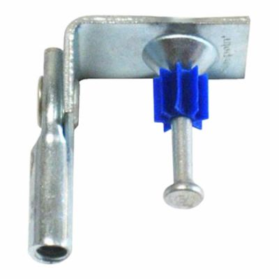 Angle Clip, 90°, Threaded Rod, Powder Actuated - 100PK (JH-4251-FR)
