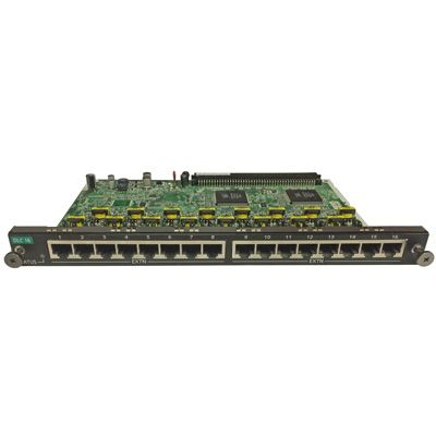 Panasonic KX-NCP1172 16-Port Digital Extension Card (DLC16) (Refurbished)