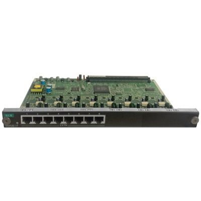 Panasonic KX-NCP1173 8-Port Single Line Telephone Extension Card (SLC8) (Refurbished)