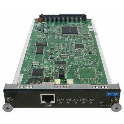 Panasonic KX-NCP1290 PRI Card (PRI23) (Refurbished)