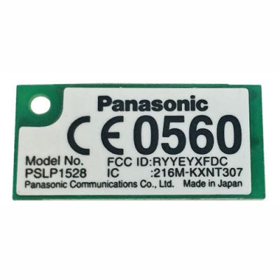 Panasonic KX-NT307 Bluetooth Module for KX-NT Series Telephones (Refurbished)