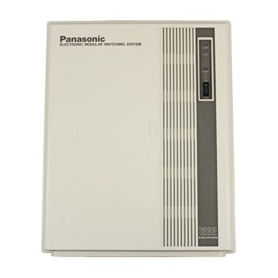 Panasonic KXT-123211D KSU with Power Supply (4x8) Refurbished)