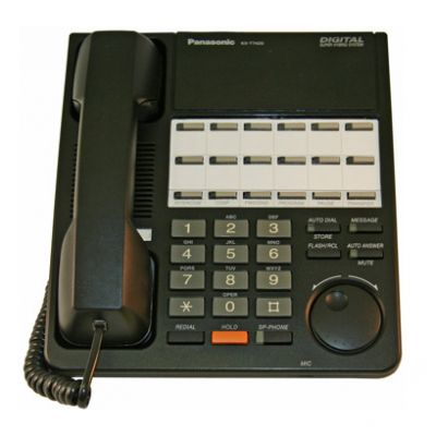 Panasonic KX-T7420 Phone, 12-Buttons & Speakerphone (Refurbished)