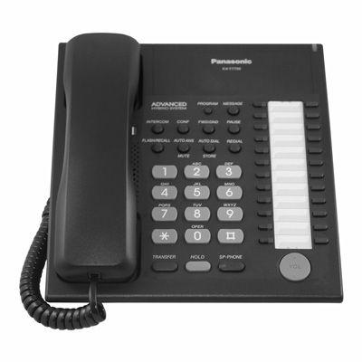 Panasonic KX-T7720 Telephone with 24 Buttons & Speakerphone (Refurbished)