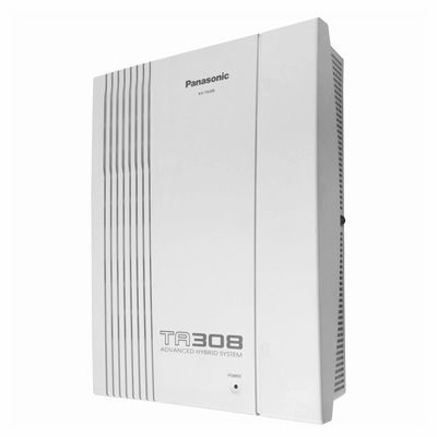 Panasonic KX-TA308 Advanced Hybrid Telephone System (KX-TA308) (Refurbished)