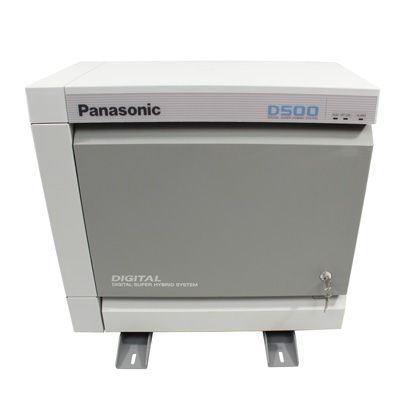 Panasonic KX-TD500 KSU with Power Supply (0x0) (Refurbished)