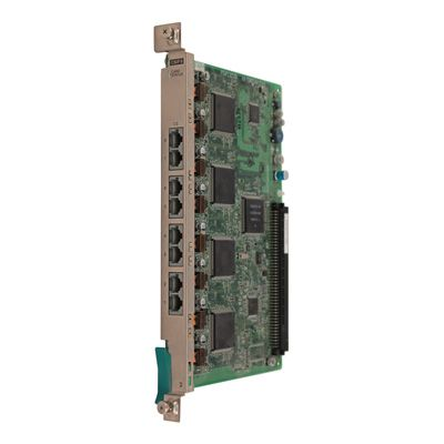 Panasonic KX-TDA0144 (CSIF8) 8-Port Cell Station Interface Card (Refurbished)