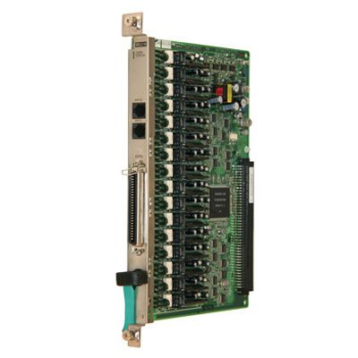Panasonic KX-TDA0175 (MSLC16) 16-Port Single Line Card with Message Waiting (Refurbished)