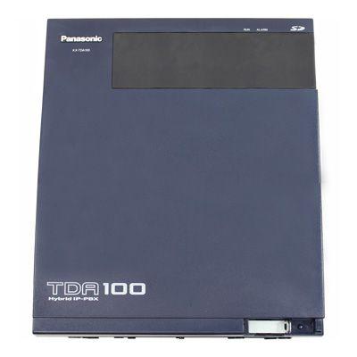 Panasonic KX-TDA100 Advanced Hybrid IP-PBX Telephone System (0x0) (Refurbished)