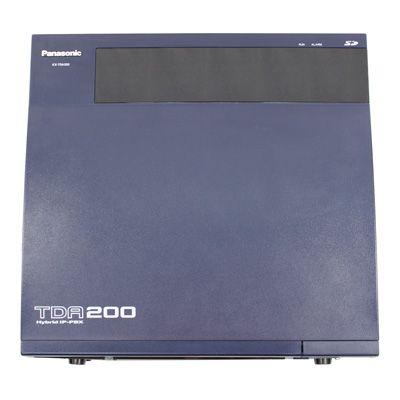 Panasonic KX-TDA200 Advanced Hybrid IP-PBX Telephone System (0x0) (Refurbished)