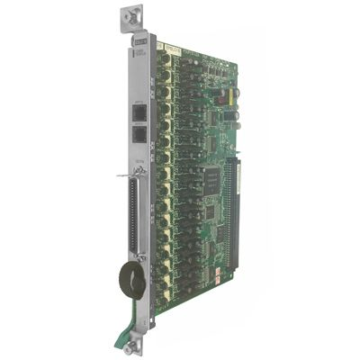 Panasonic KX-TDA6174 16-Port Single Line Telephone Extension Card (ESLC16) (Refurbished)