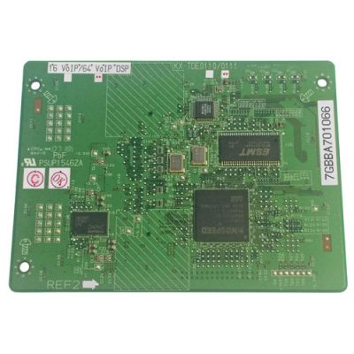 Panasonic KX-TDE0111 64-Channel VoIP DSP Card (DSP64) (Refurbished)