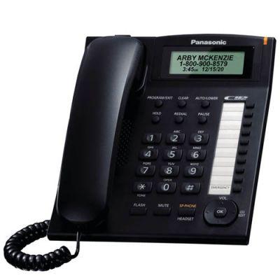 Panasonic KX-TS880 Telephone - Black