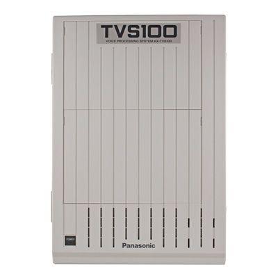 Panasonic KX-TVS100 Voicemail - 2 Ports / 4 Hours of  Storage / 64 Mailboxes (Refurbished)