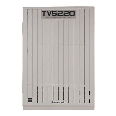 Panasonic KX-TVS220 Voicemail - 4 Ports / 64 Hours of Storage / 1024 Mailboxes (Refurbished)