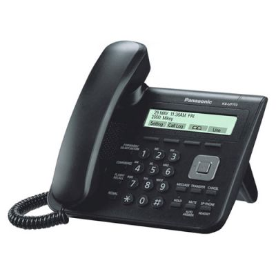 Panasonic KX‑UT113 IP Phone