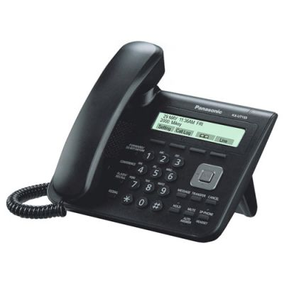 Panasonic KX‑UT123 IP Phone