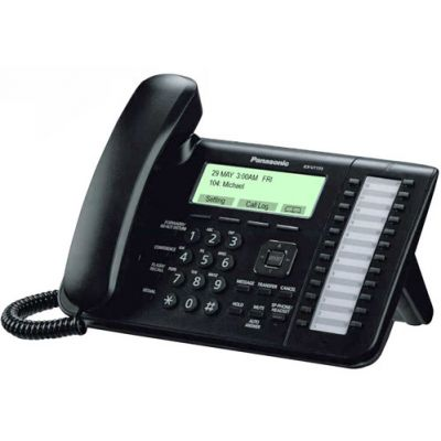 Panasonic KX‑UT133 IP Phone