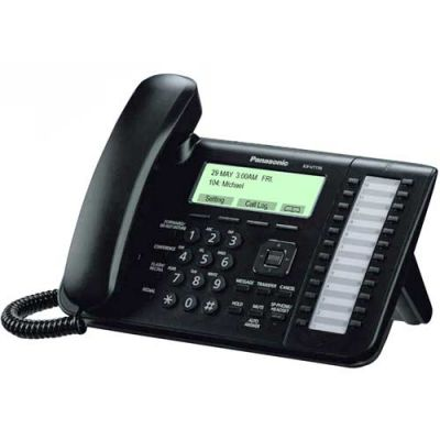 Panasonic KX‑UT136 IP Phone