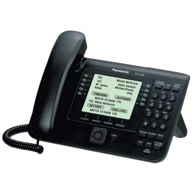 Panasonic KX‑UT248 IP Phone