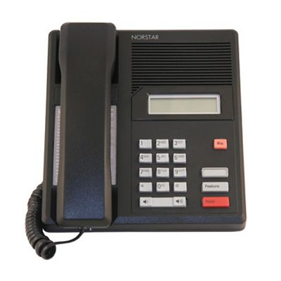 Norstar M7100 Phone, Single-Line (NT8B14) (Refurbished)