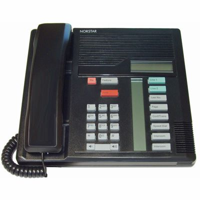 Norstar M7208 Telephone with 8-Buttons & Display (NT8B30) (Refurbished)