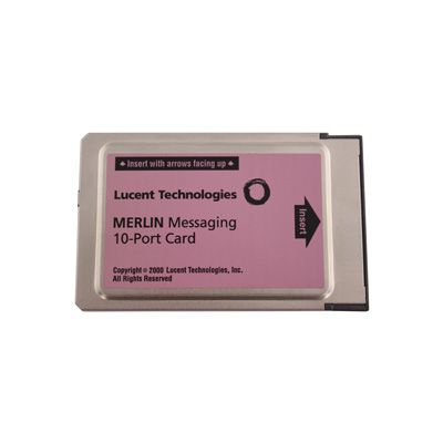 Avaya Merlin Messaging Card - 10 Port (108679531) (Refurbished)