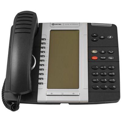 Mitel 5330 IP Telephone #50005070 (Non-Backlit) (Dual Mode) (Refurbished)