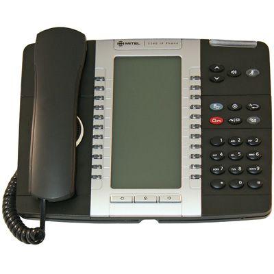 Mitel 5340 IP Telephone #50005071 (Backlit) (Refurbished)
