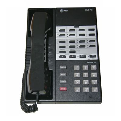 AT&T Partner MLS-12 Phone with 12-Buttons, Non-Display (Refurbished)