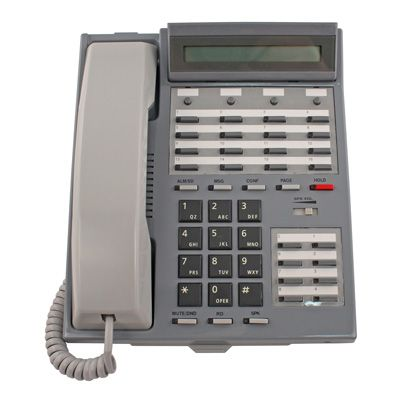 Macrotel MT-16T Display Telephone with 16 Programmable Buttons (Refurbished)