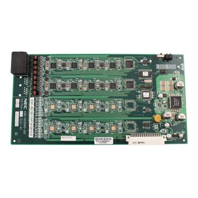 NEC DSX-80/160 8-Port Analog Station Card (8SLIU) (1091010) ) (Refurbished)