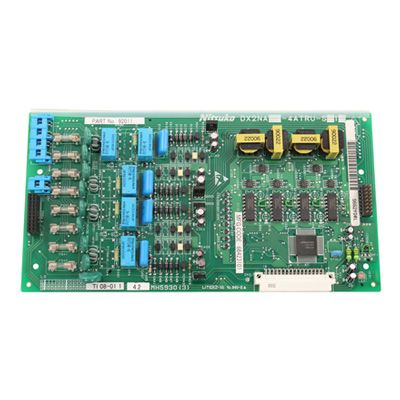 NEC/Nitsuko DX2NA-4ATRU-S1 4-Port Analog Trunk Card (92011) (Refurbished)