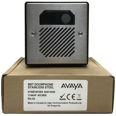 Avaya BST Doorphone Stainless Steel (NT8B79FD) (New)