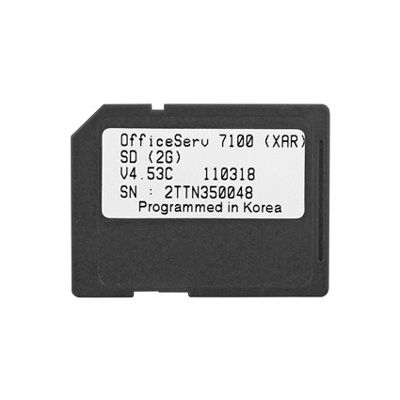 Samsung OS7100 SD Media Card for MP10 (KPOS71WSD/XAR) (Refurbished)