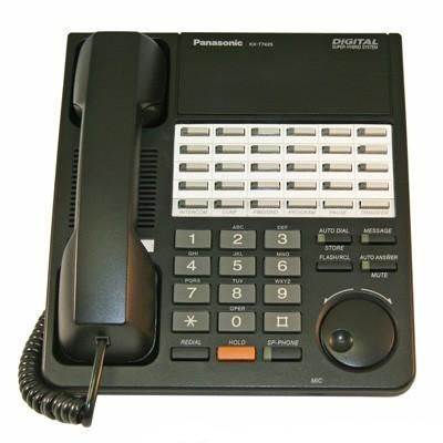 Panasonic KX-T7425 Phone, 24-Buttons & Speakerphone (Refurbished)