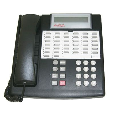 Avaya Partner 34D Phone with 34 Buttons & Display - Type I (Refurbished)