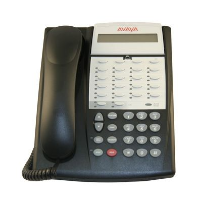 Avaya Partner 18D Phone with 18 Buttons & Display - Type II (Refurbished)