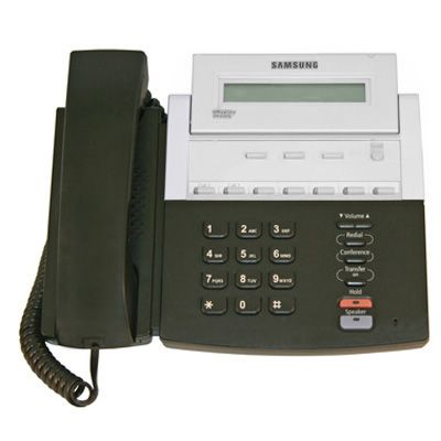 Samsung ITP-5107S VoIP Phone, 7-Button & Display (Refurbished)