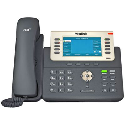 Yealink SIP-T29G Enterprise HD IP Phone (New)