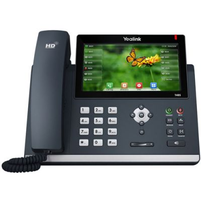 Yealink SIP-T48G Gigabit IP Phone (New)