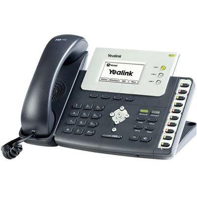 Yealink SIP-T26P Enterprise HD IP Phone