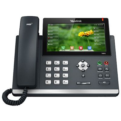 Yealink SIP-T46G Gigabit IP Phone (New)