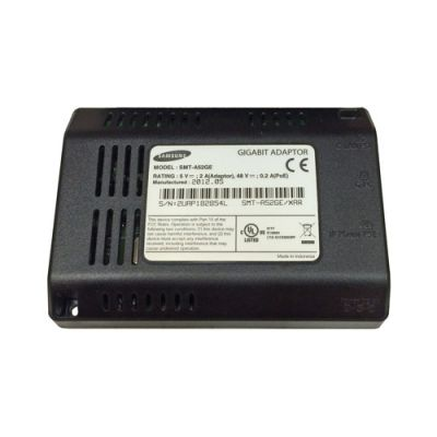 Samsung Gigabit Adapter for SMT-i5200 Model IP Phone (SMT-A52GE)