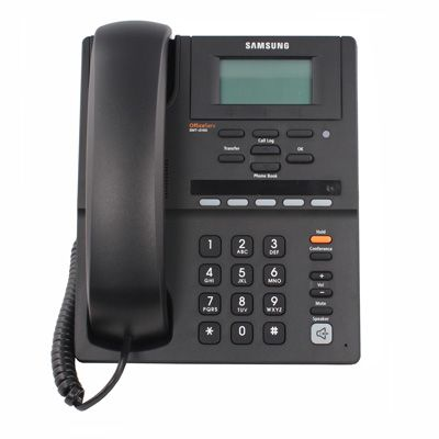 Samsung SMT-i3105 Phone, 5-Button & Speakerphone (Refurbished: $77.20 / New: $172.20)