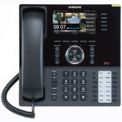 Samsung SMT-i5343 19-Button IP Phone