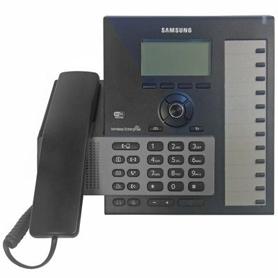 Samsung SMT-i6011 12-Button IP Phone (SMT-i6011K/XAR) (New)