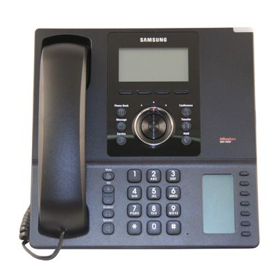 Samsung SMT-i5230  IP Phone, 15-Button, Backlit LCD & Speakerphone (Refurbished & New Available)
