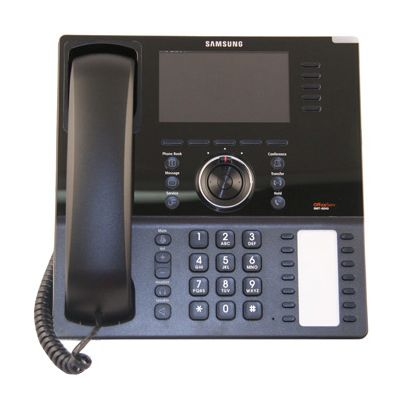 Samsung SMT-i5243 IP Phone, 14-Button, Color LCD & Speakerphone (New)
