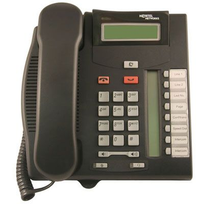 Nortel Networks T7208 Phone (NT8B26) (Refurbished)
